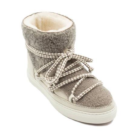Inuikii Curly Sneakers - Taupe