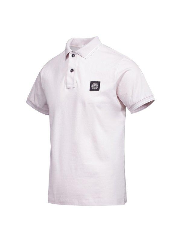 76e4b672235 Stone Island Polo Shirt - Stucco | Garmentory