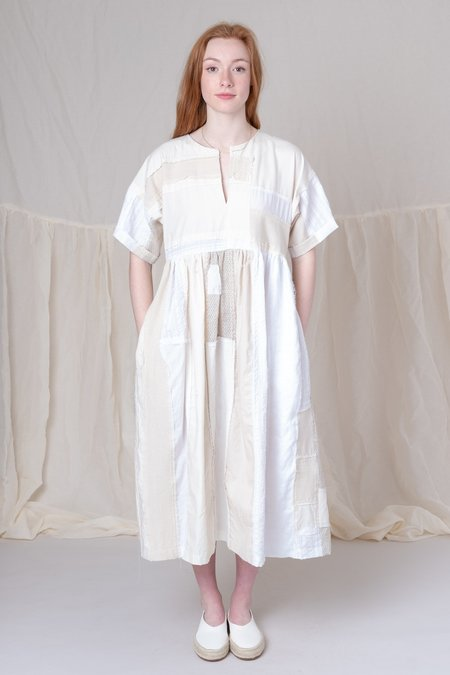 Hadley Dessert Dress - Whites