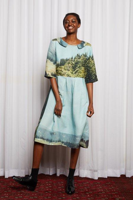 SALASAI UNSTUDIED DRESS - DREAMER'S PRINT