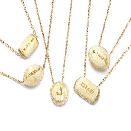 Marco Bicego Delicati 18K Yellow Gold Rectangle Bead Bracelet