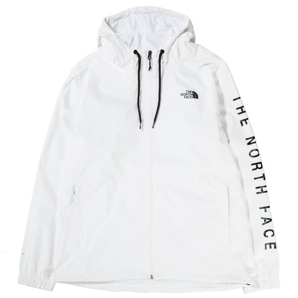 12ebe2a0a The North Face Cultivation Rain Jacket - White on Garmentory