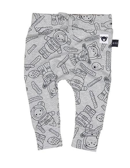 Kids Huxbaby Chip Diver Drop Crotch Pant