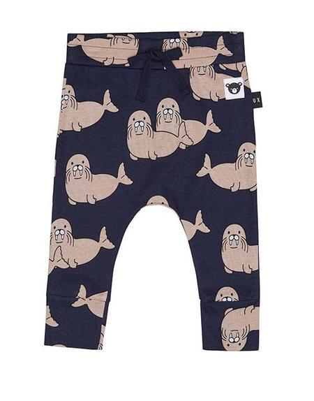 Kids Huxbaby Walrus Drop Crotch Pant