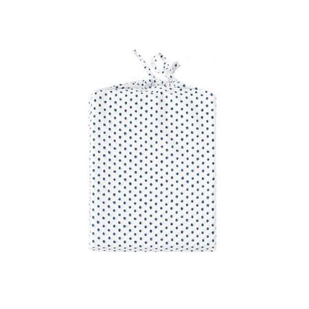 Noah Waxman Sheet Set - Blue Dots
