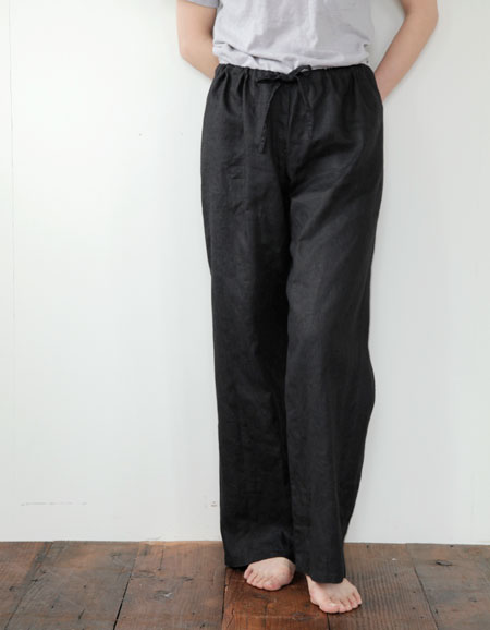 Oise Draw String Pant by Fog Linen Work