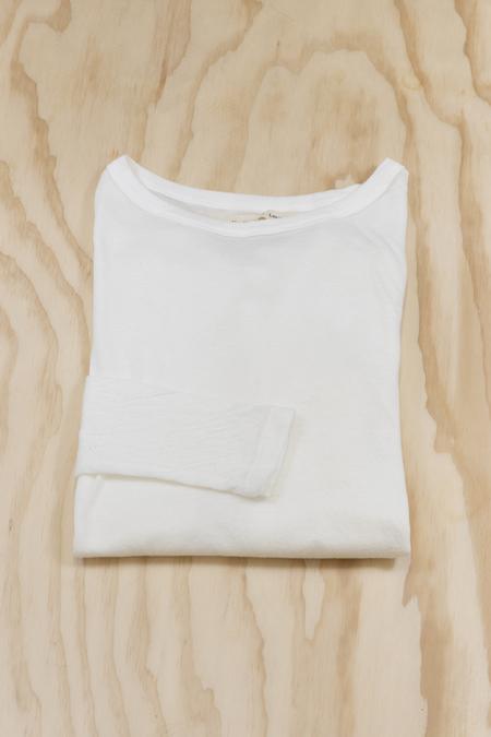 v :: room Double Gauze Jersey Long Sleeve T-shirt