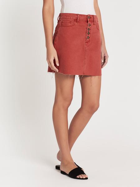 Paige Aideen Skirt - Vintage Desert Bloom