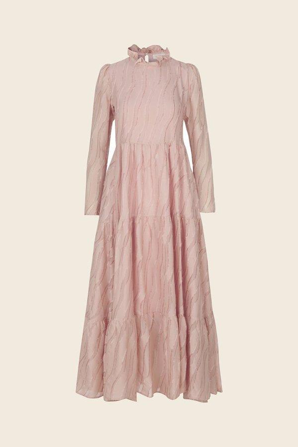 1728191c Stine Goya Judy Silk Dress - Light Pink | Garmentory
