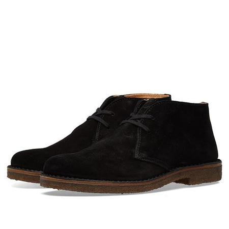Astorflex Greenflex Desert Boots - Nero