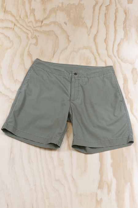 Faherty Brand Olive All Day Short