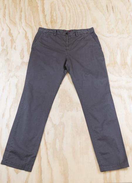 Etiqueta Negra Canvas Pant - Grey