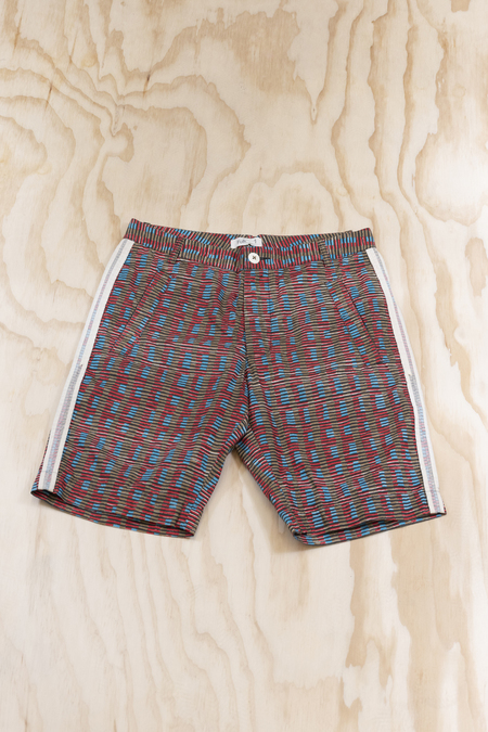 Folk Brick Swim Short