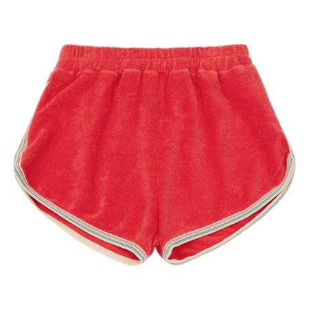 Kids Hundred Pieces Retro Sponge Shorts