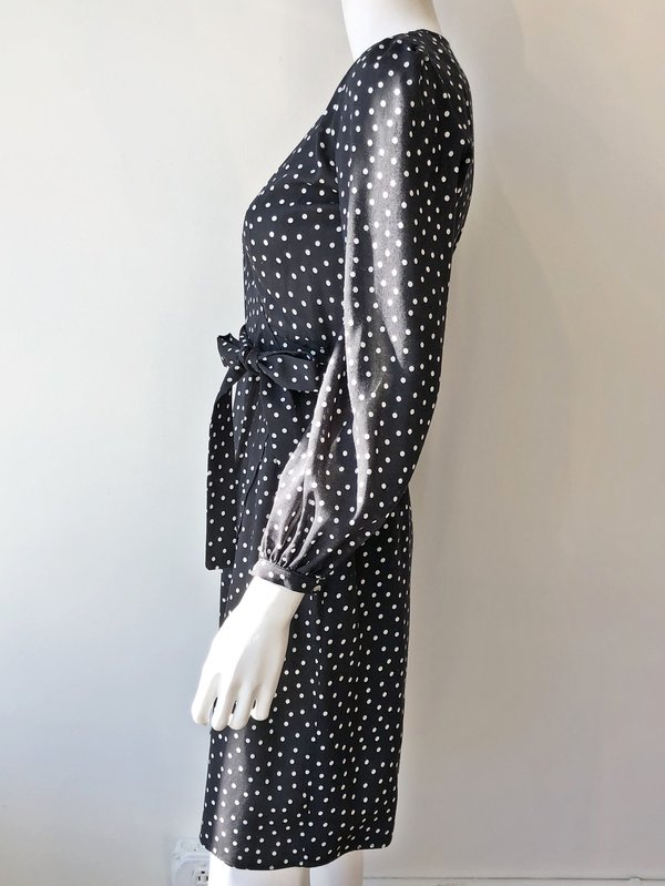 Emerson Fry Juliette Dress - BLACK
