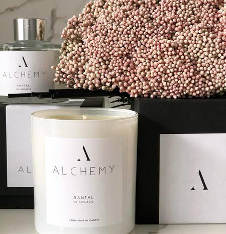 Alchemy Co. Santal Candle
