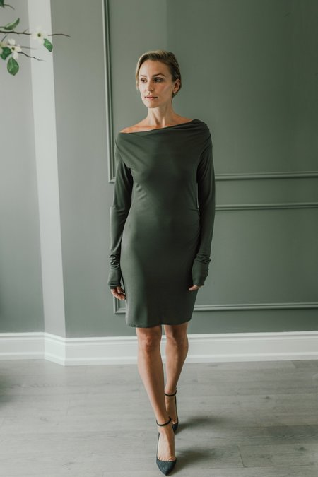 CLEMENTINE'S x MEROTTO Alexia Cocktail Dress