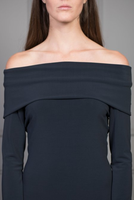 CLEMENTINE'S x MEROTTO Christina Top - Anthracite