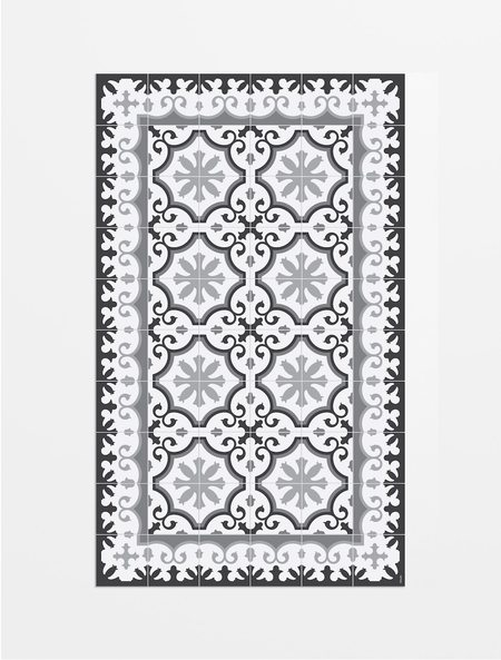 Hidraulik Locus Vie Floor Mat - Avenir