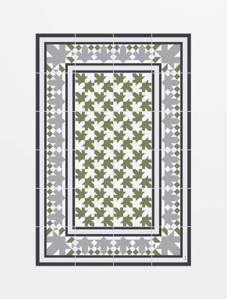 Hidraulik Floor Mat - Petritxol