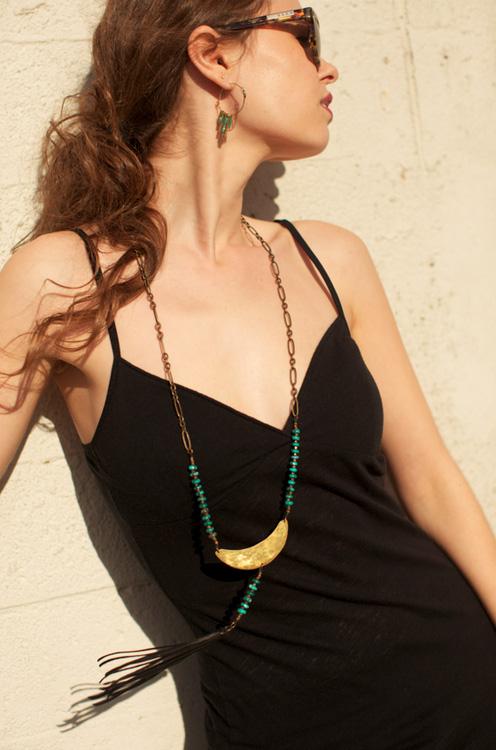 Marisa Mason Salamanca necklace
