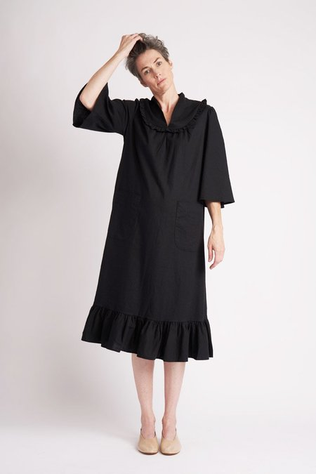 Built by Wendy Cabana Dress - Black