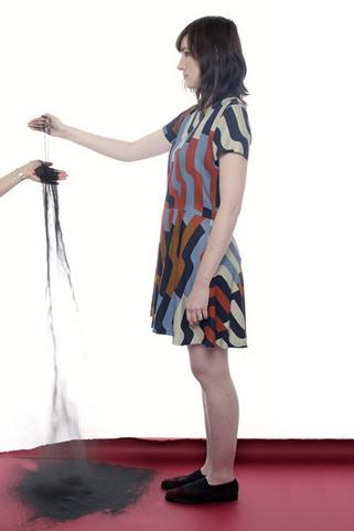 Dusen Dusen Pivot Box Swing Dress