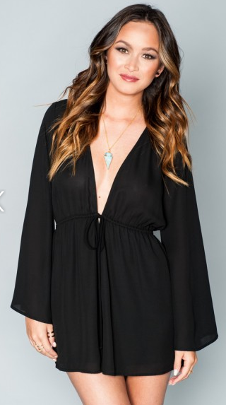 SHOW ME YOUR MUMU Roxy Romper