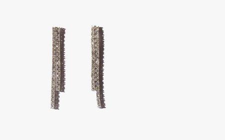 Vintage Kindred Black Howell Earrings