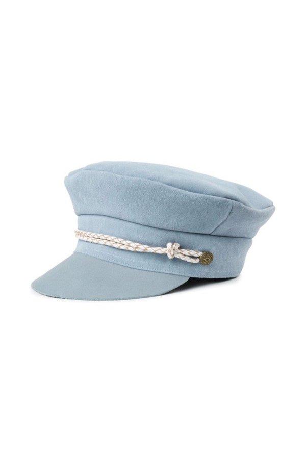 963597ee18921a Brixton Kayla Cap - Blue Stone   Garmentory