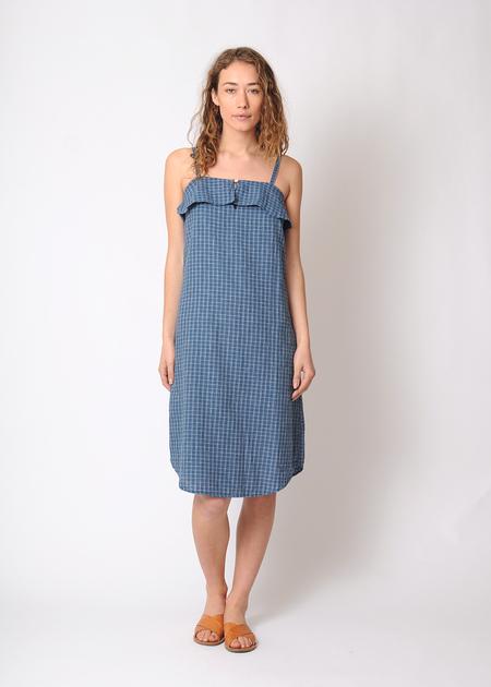 Conifer Organic Ray Ruffle Dress