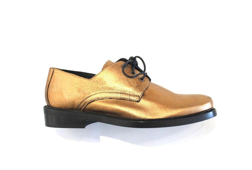 Miista Adelaide Leather Oxford Shoes