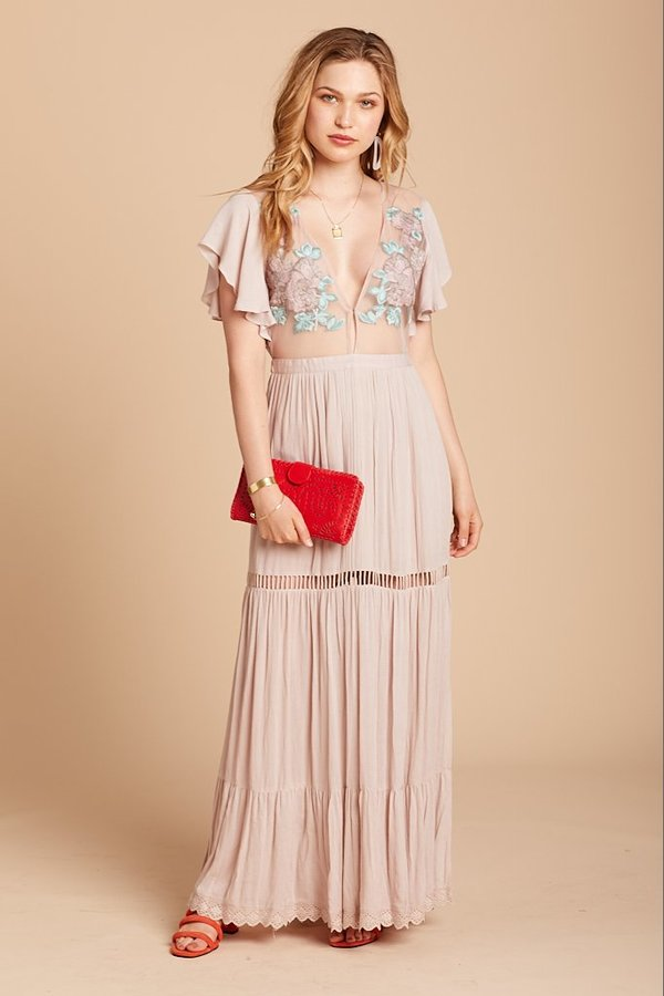 79c6a63bf8f Lilac Amery Maxi Dress