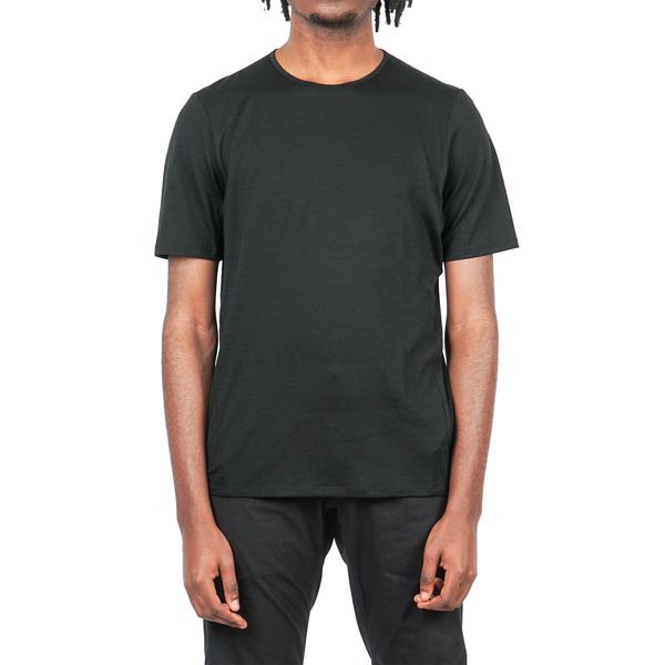 c29f3a69 Arc'teryx Veilance FRAME SHORT SLEEVE SHIRT - BLACK | Garmentory