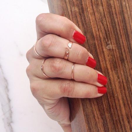 Tara 4779 Oblique Ring No. 2