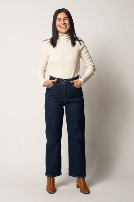 Levi's Ribcage Straight Jeans - Life's Work