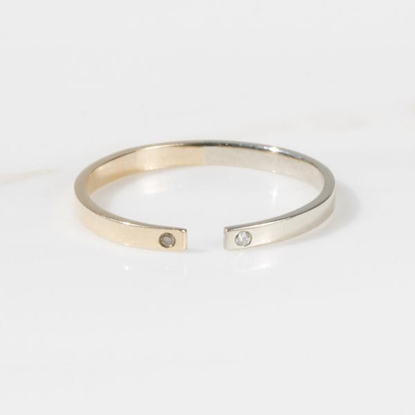 TARA 4779 Open Ring No. 1 - 50-50