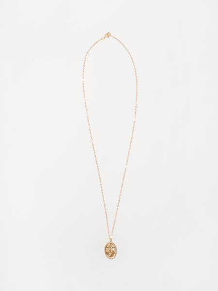 Wolf Circus Fleur Necklace - Gold