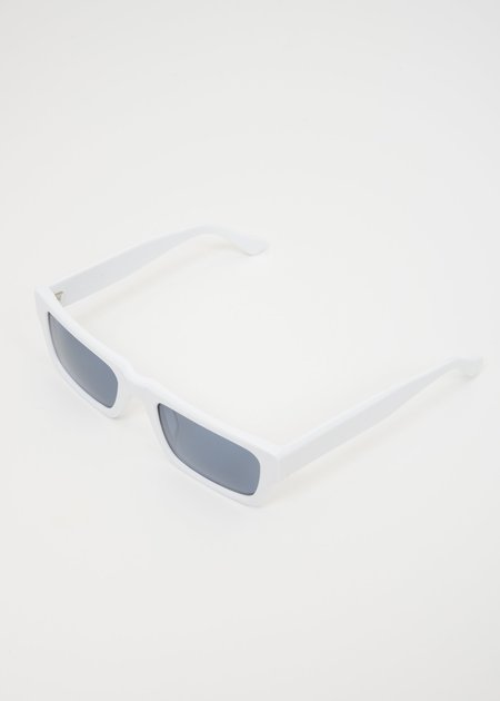 Ambush Hughes Sunglasses - White