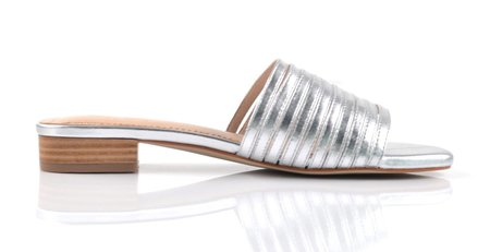 AoverA Mari Sandal - Silver