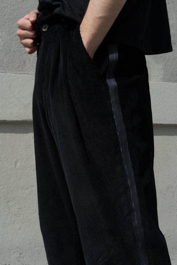 Komakino Taped Corduroy Tailored Trouser