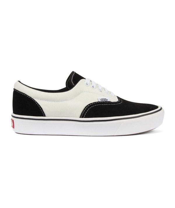 b01dc6328e9 Vans UA Comfy Cush Era Suede Canvas Sneakers - Black   Garmentory