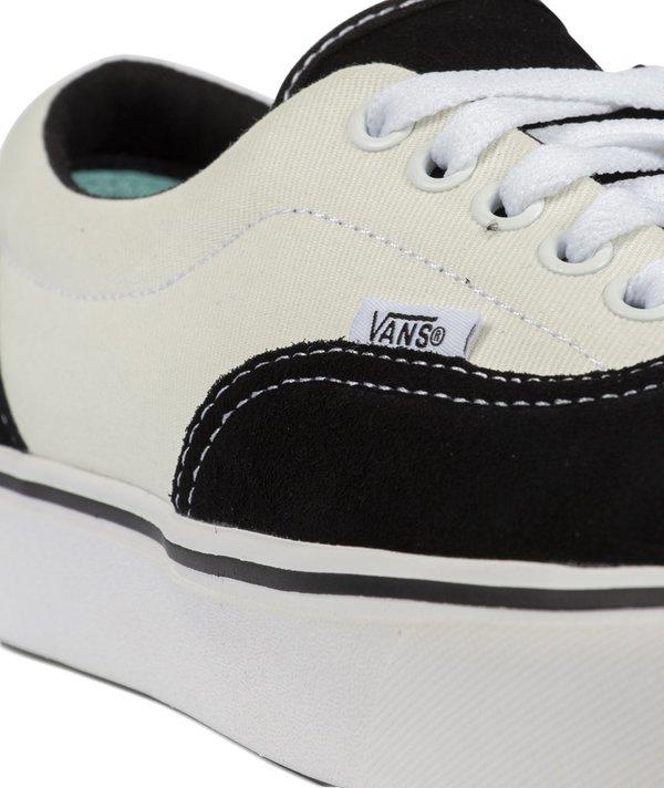 Vans UA Comfy Cush Era Suede Canvas Sneakers - Black.  79.00. VANS fe16ba72d