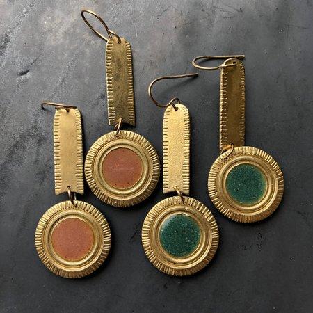Takara Ora Earrings - Gold