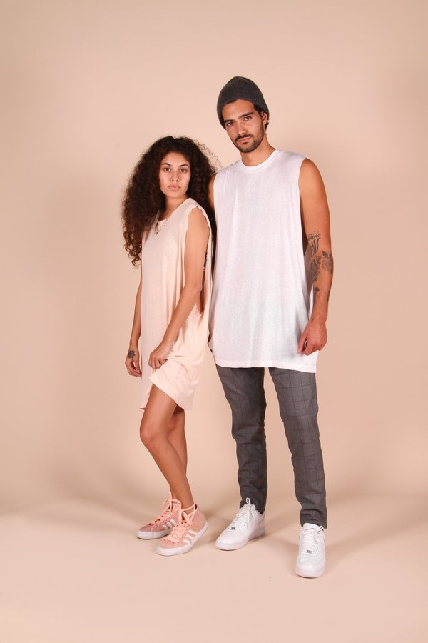 Unisex Bad Decision Adventure Club THE JOHNNY MUSCLE TEE