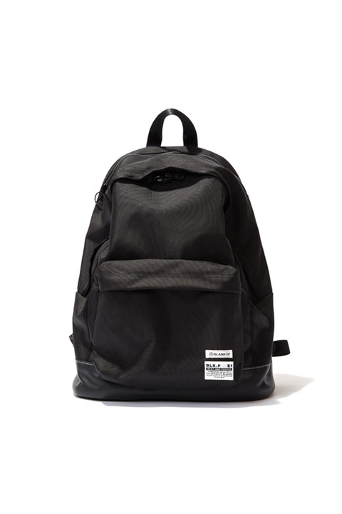 Blankof Daypack Black