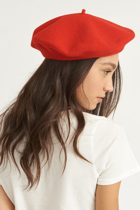 Le Beret Francais x Antidote Beret - Red