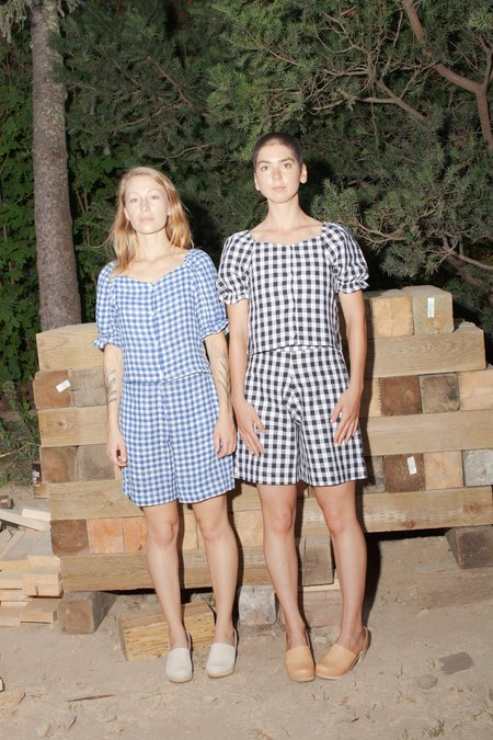 Conrado Sophie Puff Sleeve Top