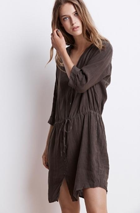 Velvet by Graham and Spencer Regina T-Shirt Dress - Tundra