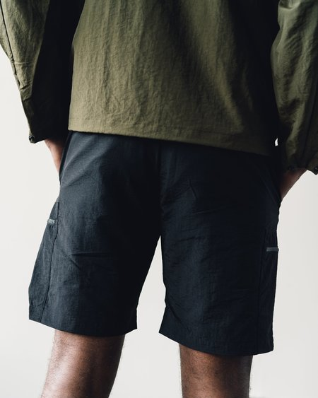 Norse Projects Luther Straight Short - Black